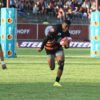 A successful change for UJ winger