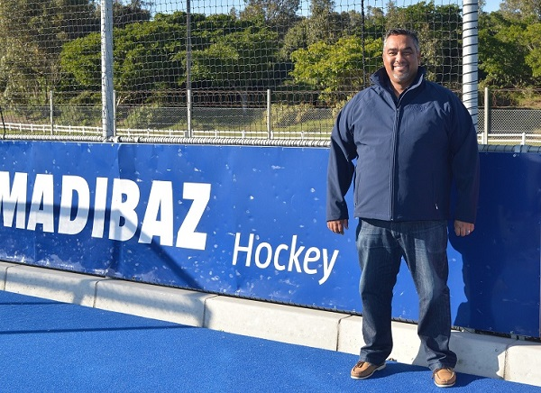 Madibaz premier league hockey coach Cheslyn Gie received a taste of international hockey when he was included in the South African men's management team for the recent World League semi-finals in Johannesburg.