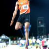 Ruswahl Samaai travels the world for career best