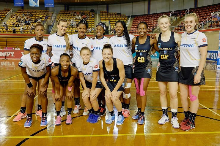 Madibaz, fifth on the Varsity Netball log, will face North-West University in Port Elizabeth on Monday.