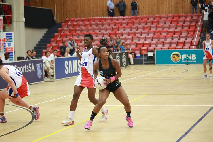 After their recent loss against Tuks, Madibaz captain Nandipha Jack said they were looking to bounce back strongly in their Varsity Netball match against UJ.