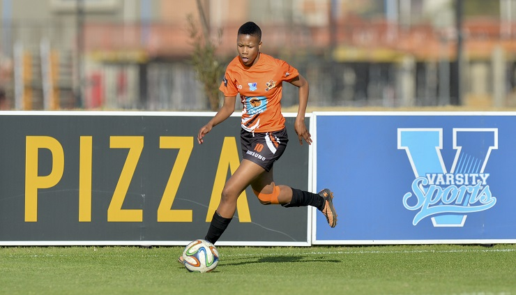 University of Johannesburg star Presocious Matabologa will be one of their key players when the Varsity Football women's tournament gets under way in Potchefstroom next Thursday.