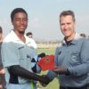 Madibaz cricketers are aiming high