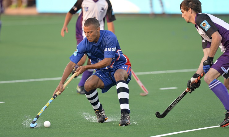 Madibaz star Ignatius Malgraff is motivated to achieve even more on the hockey field after helping South Africa win the Africa Cup in Egypt at the weekend.