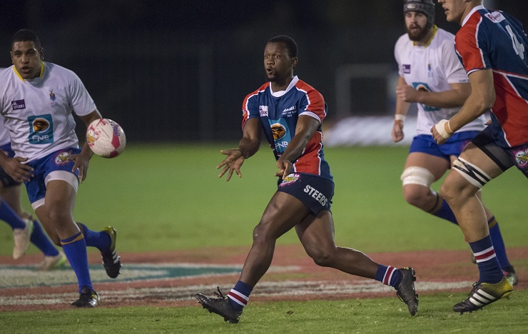 Lindelwe Zungu will be a key player for the FNB Madibaz when they take part in the Varsity Sevens rugby tournament in Durban from Friday to Sunday.