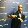 Madibaz sprint star Luxolo Adams makes an impact