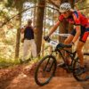 Symons, Bailey set the early pace in XCO Series