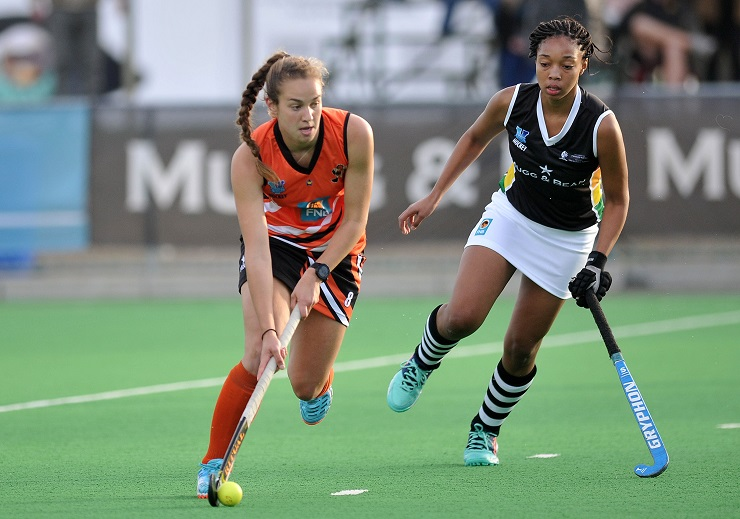 University of Johannesburg player Kristen Paton