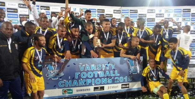 UWC Varsity Football Champions 2015