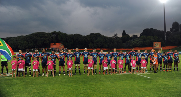 FNB NMMU-Madibaz will resume their FNB Varsity Cup campaign in Johannesburg on Monday. Photo: Saspa