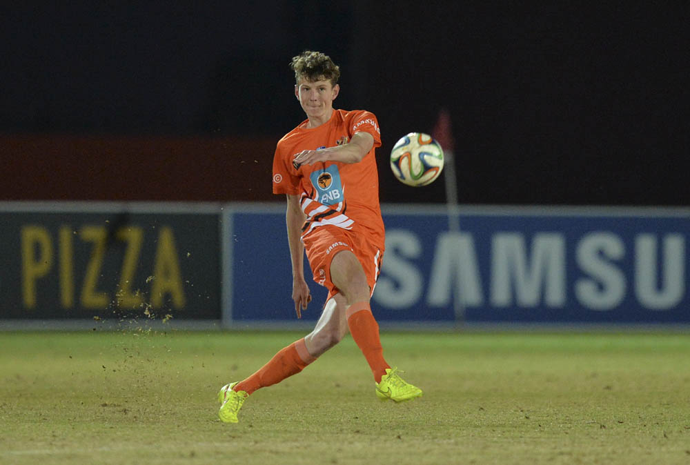 Matthew Edwards will have an important role to play as the University of Johannesburg chase success in the Varsity Football tournament that starts on July 18. Photo: Saspa