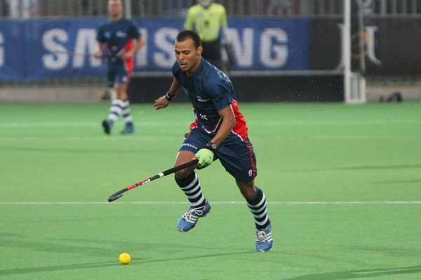NMMU-Madibaz star Ignatius Malgraff was the top goal-scorer in the inaugural Premier Hockey League which ended in Johannesburg at the weekend. Photo: Supplied