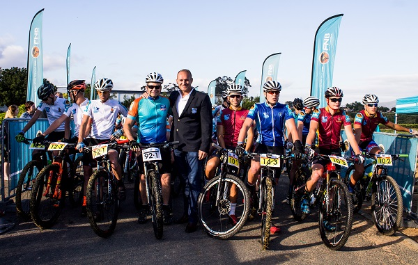 ASEM chief executive Francois Pienaar is looking forward to the second edition of the Varsity MTB Challenge to be held in Paarl on September 30 and October 1.
