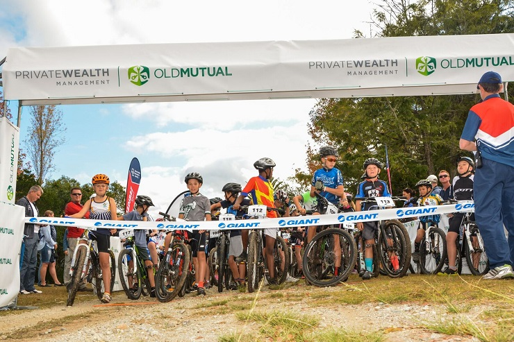 The third round of the Madibaz MTB XCO Series, presented in association with Old Mutual Private Wealth Management, features a challenging new course.