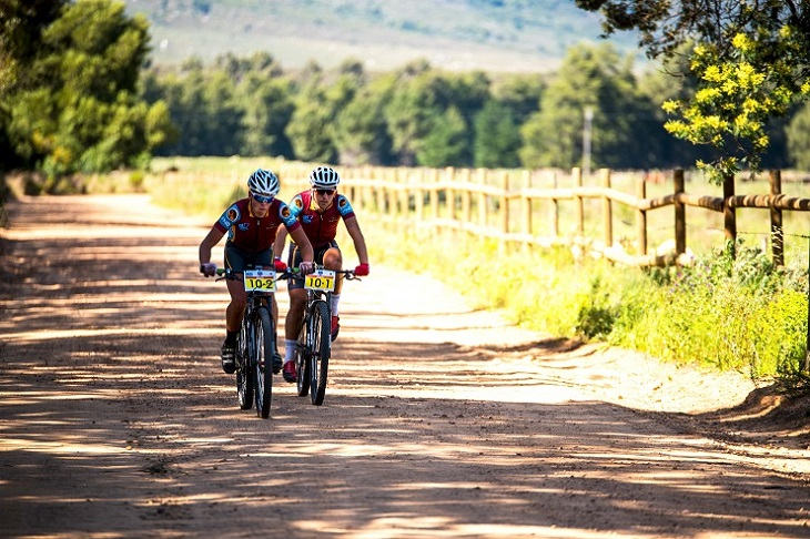 Stellenbosch University are fired up to defend their title in the two-day Varsity MTB Challenge that takes place from Nederburg wine farm near Paarl on Saturday and Sunday.