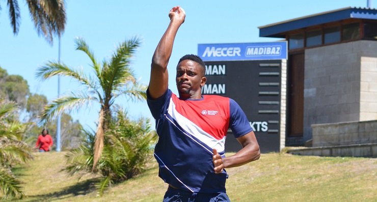 Solo Nqweni will have an important role to play for Madibaz when the University Sport South Africa cricket tournament starts in Pretoria on Monday.