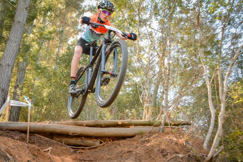 Ashleigh Moolman-Pasio, who will give a motivational talk at Nelson Mandela University's George campus on Saturday evening, believes mountain biking is the perfect platform for youngsters to develop their skills.
