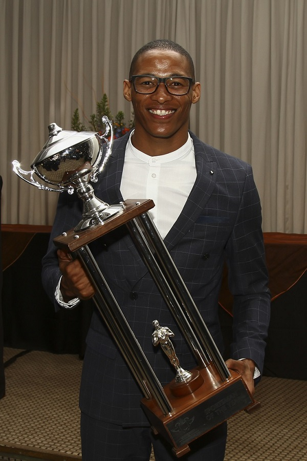 After a stellar 2017, University of Johannesburg Sportsman of the Year Ruswahl Samaai has set his sights on a medal-winning performance at the Commonwealth Games in Australia in April.