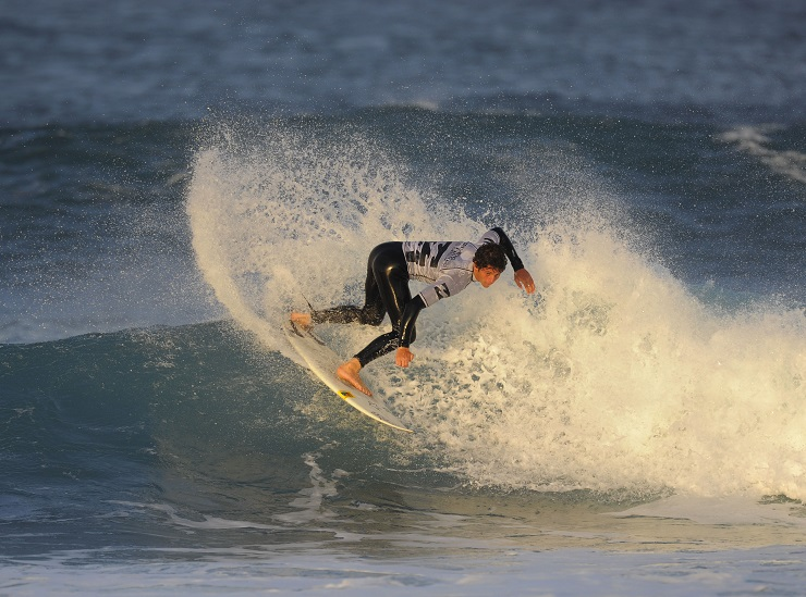Jean du Plessis will be hoping to make an impact for the Billabong Madibaz surfing team when they compete in the University Sport South Africa championships in Port Elizabeth from Friday to Sunday.