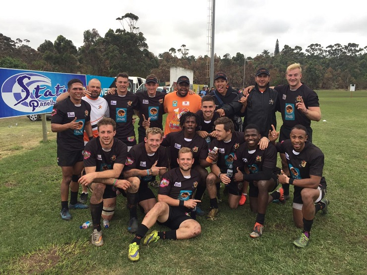 The University of Johannesburg team are ready to take on the country's top student sides when the Varsity Sevens rugby tournament takes place in Durban from December 1 to 3.