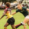 Eloise Webb - Madibaz rugby player and Nelson Mandela University student