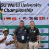 De Beer wins first PE Open golf title