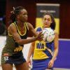 Madibaz's Nobubele Phuza shines in Varsity Netball