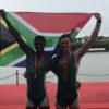 UJ rower Sotsaka captures medal at university champs