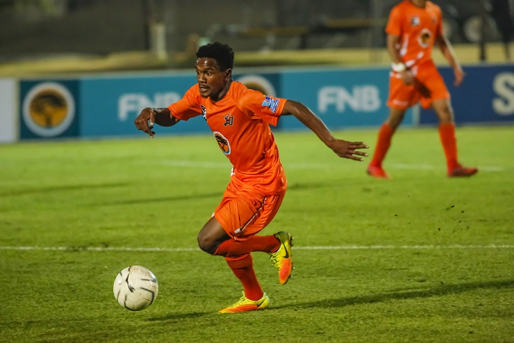 University of Johannesburg's Tebogo Mandyu will have an important role to play when his team face Wits in the Varsity Football semifinals