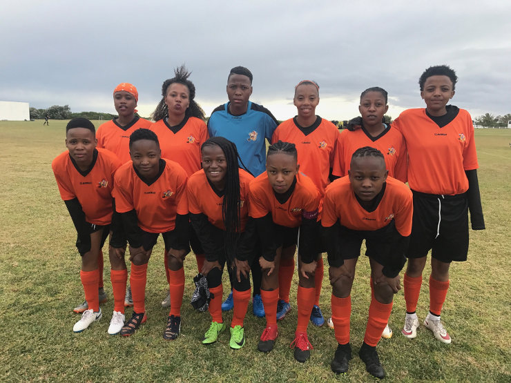 UJ women's football