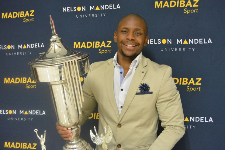 Gcobani Maxama Madibaz sports awards
