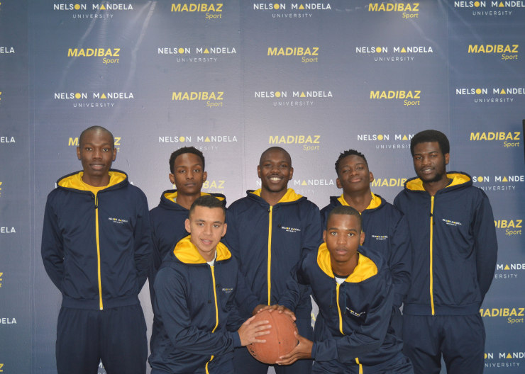 Madibaz basketball team