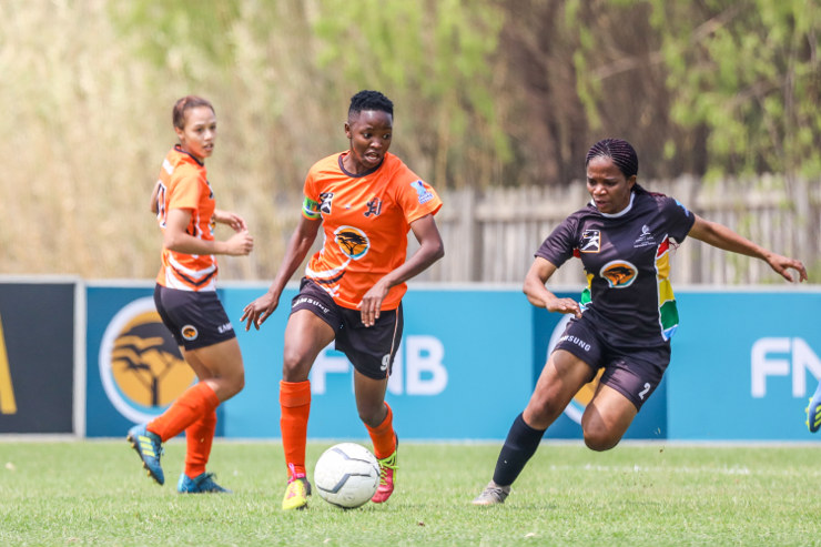 Amanda Mthandi UJ football