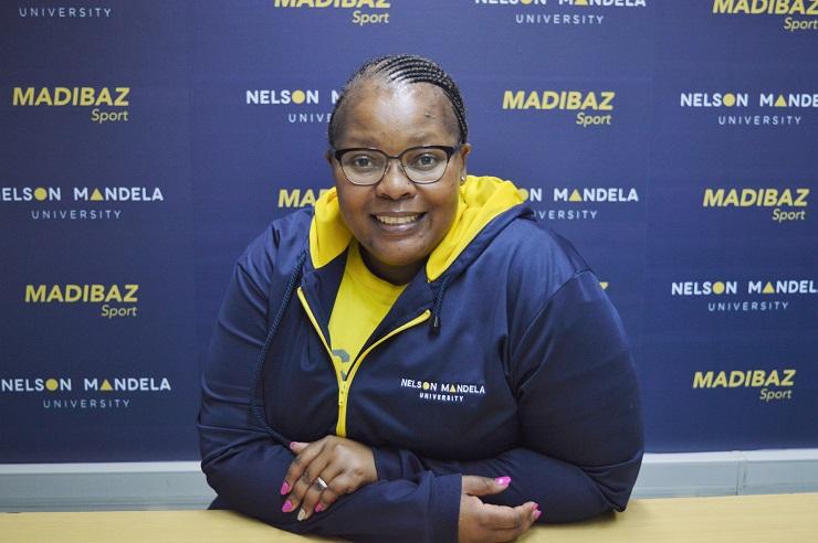 Madibaz director of sport Yoliswa Lumka
