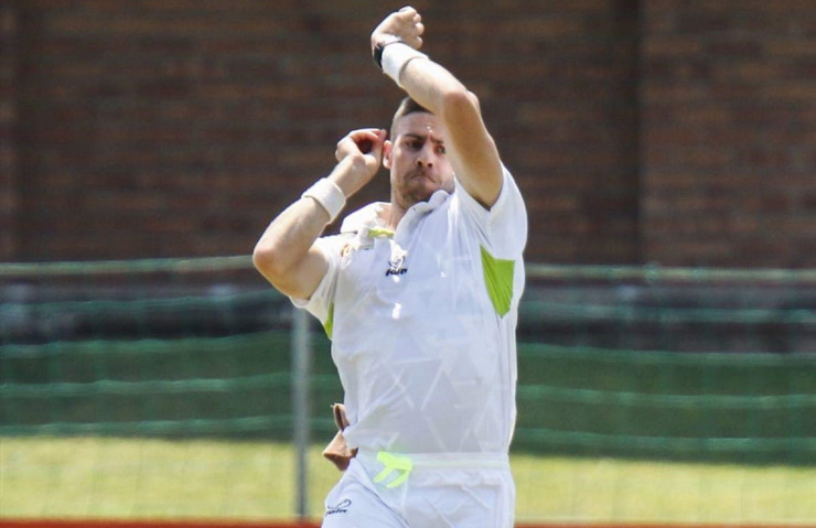 Anrich Nortje Madibaz cricket