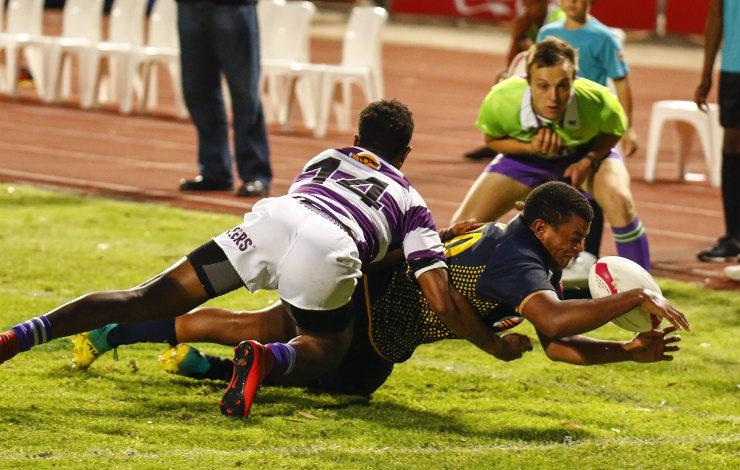 Madibaz rugby Chadwyn November