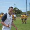 Madibaz rugby coach Jarryd Buys Varsity Shield
