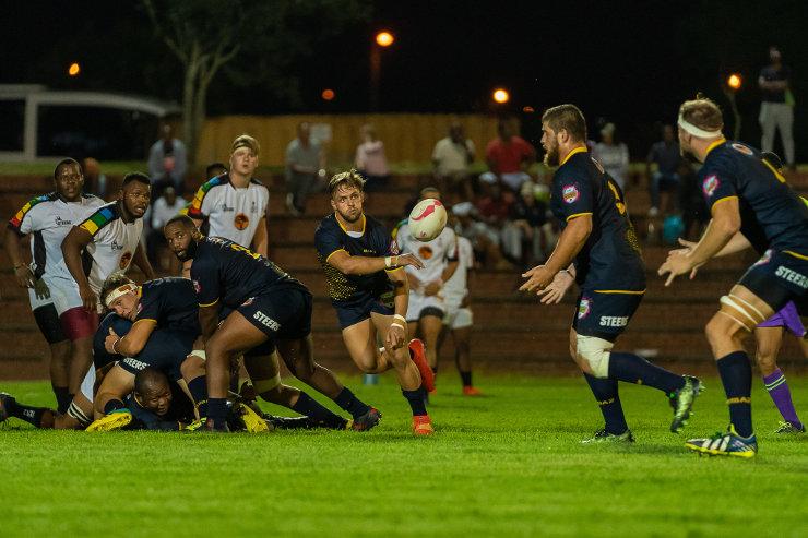Dundre Maritz Varsity Shield Madibaz rugby
