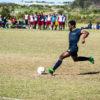 Cloudius Sagandira Madibaz football player