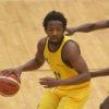 Elton Rebaone Madibaz basketball