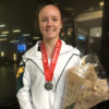 Alexa Pienaar UJ squash