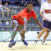 UJ Blessing Muhwati squash player