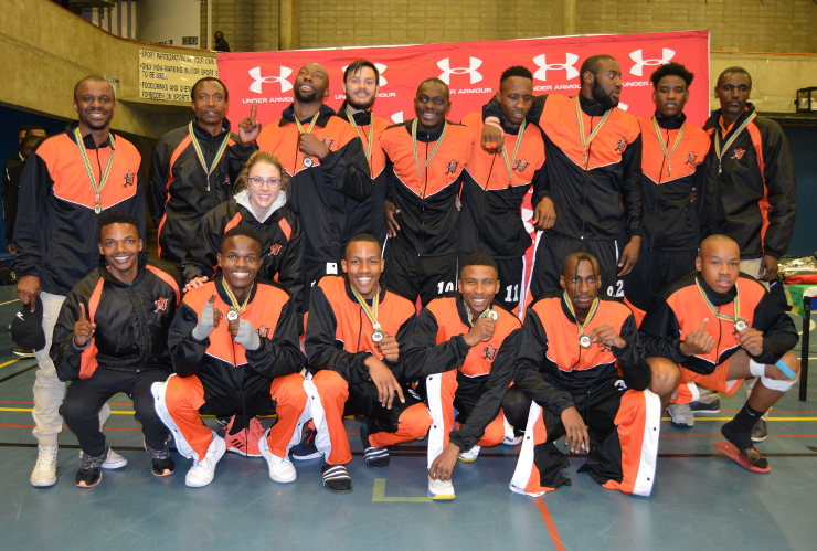 UJ basketball men's team