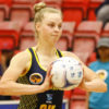 Madibaz netball player Jeanie Steyn