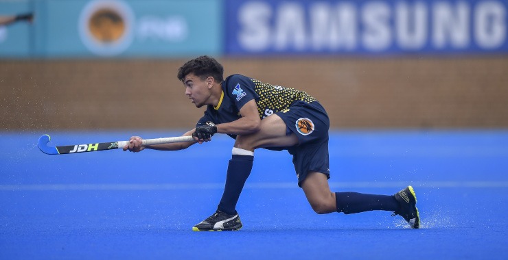 Jared de Kock Madibaz hockey player