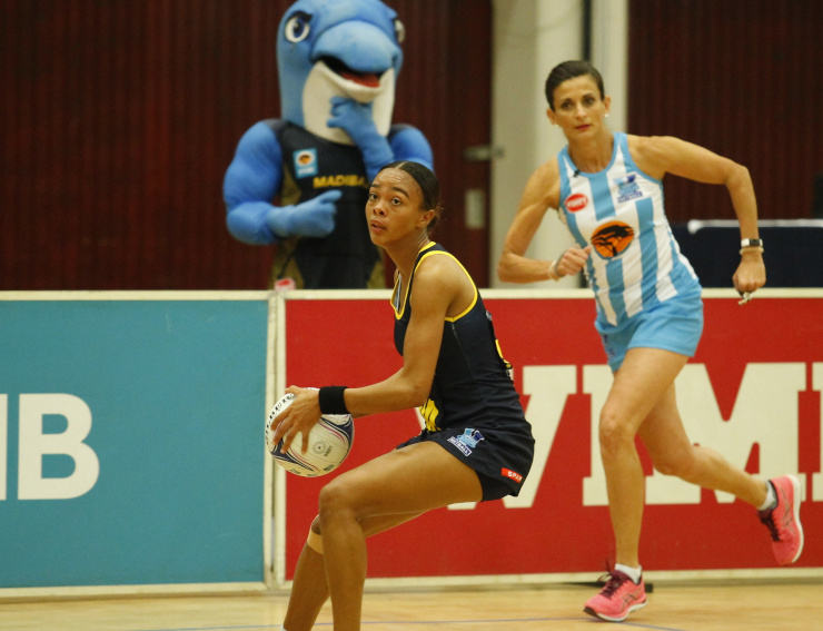 SPAR Madibaz netball star Jami-Leigh Goeda has been chosen for the South African U21 squad