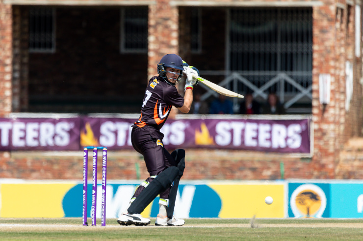 University of Johannesburg batsman Joshua Richards